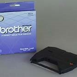 Brother One Correctable Film Ribbon 1030 Black - Micro Parts & Supplies, Inc.