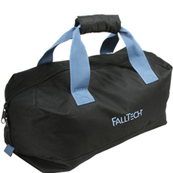 "FallTech Accessories 5007LP Bag with Shoulder Strap and carry handles 10"" x 18"" - Micro Parts & Supplies, Inc."