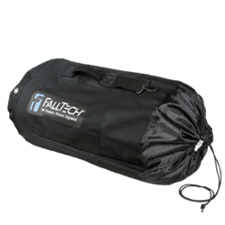 "FallTech Accessories 5026 Extra Large 20"" x 14"" Duffle Gear Bag 2 shoulder straps carry handle 20"" - Micro Parts & Supplies, Inc."