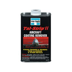 Mar-Hyde Tal-Strip II Aircraft Coating Remover, 3712, 1 Quart (US), 6 per case