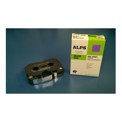 Alps MDC-FMES 105150-00 MD (MicroDry) Silver Foil Printer Ink Cartridge  - Micro Parts & Supplies, Inc.