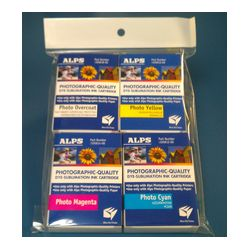 Alps MDC-DSC4 106059-00 MD (MicroDry) Photo Printer Ink Cartridges Color Pack (Dye-Sub)  - Micro Parts & Supplies, Inc.