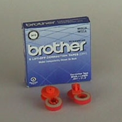 Brother 3010 Lift Off Correction Tape - Micro Parts & Supplies, Inc.