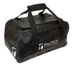 "FallTech Accessories 5004WP Water Resistant Gear Bag with Carry Handles 17"" x 9"" - Micro Parts & Supplies, Inc."