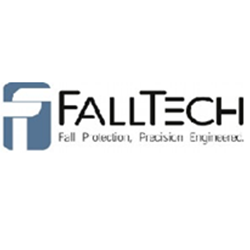 FallTech 5094 Harness Display Rack Black for FBH - Slat Wall or Peg Wall - Micro Parts & Supplies, Inc.