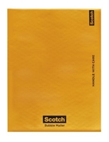 3M 7973 Scotch Bubble Mailer 8.5 in x 13.75 in Size #3 - Micro Parts & Supplies, Inc.