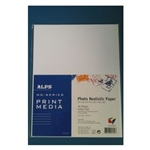 Alps 105720-00 MD (MicroDry) Photo Realistic Paper (8.5 in x 11 in) - Micro Parts & Supplies, Inc.