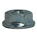 1/4-20 Flanged Nut