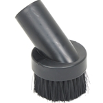 ESD Safe Round Oval Dusting Brush - Micro Parts & Supplies, Inc.