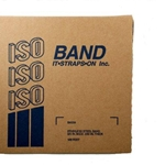 ISO LG183 STAINLESS STEEL BANDING TYPE 200-300 1/2 IN X .020 IN X 200 FT - Micro Parts & Supplies, Inc.