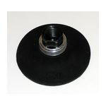 3M 0-00-51111-55765-5 Roloc Disc Pad Soft 3 in 5/8-11 Internal - Micro Parts & Supplies, Inc.