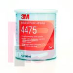 3M 4475-1quart Industrial Plastic Adhesive Clear  1 Quart - Micro Parts & Supplies, Inc.