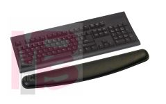 3M WR309LE Gel Wrist Rest with Antimicrobial Product Protect 25% Recycled Content Leatherette - Micro Parts & Supplies, Inc.