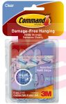 3M 17200CLR-ES Command Clear Assorted Refill Strips - Micro Parts & Supplies, Inc.