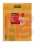 3M Scotch Kraft Bubble Mailer 6-Pack 7974-6 9.5 in x 13.5 Size #4