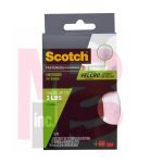3M RF4740 Scotch Indoor Fasteners 3/4 in x 5 ft (19.0 mm 1.52 m) White  - Micro Parts & Supplies, Inc.