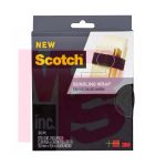 3M RF3750 scotch Bundling Wrap 1.5 in x 30 ft (38.1 mm x 9.1 m) Black - Micro Parts & Supplies, Inc.