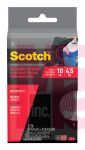 3M Scotch Extreme Black Fasteners RF6741  1 in x 4 ft (25.4 mm x 1.21 m)