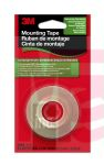 3M Outdoor Window Film Mounting Tape 2175C  1/2 in x 13.8 yd Clear 1 Roll/Pack