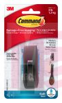 3M Command Bath Medium Modern Reflections Oil Rubbed Bronze Hook MR02-ORBB-ES  1 hook 2 strips
