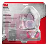 3M Household Multi-purpose Respirator  65021H1-DC 1 each/pack 4 packs/case