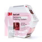 3M MP3560 Dual Lock Reclosable Fastener 250 Clear 1 in x 5 yd 0.22 in engaged thickness - Micro Parts & Supplies, Inc.