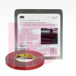 3M 6377 Automotive Attachment Tape 06377 Gray 1/2 in x 20 yd 30 mil - Micro Parts & Supplies, Inc.