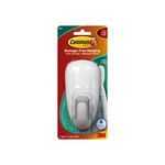 3M 17600B Command Bath Hook White - Micro Parts & Supplies, Inc.