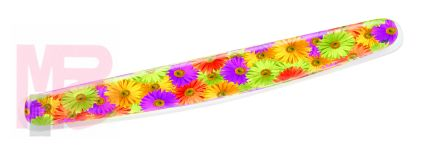 3M WR308DS Gel Wrist Rest Clear Gel Design Compact Size Daisy - Micro Parts & Supplies, Inc.