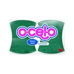 3M 81678 ocelo Heavy Duty Scrub Sponge 81678 3.7 in x 2.6 in x.8 in - Micro Parts & Supplies, Inc.