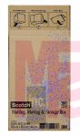 3M 8016FB Scotch Folded Box 16 in x 16 in x 16 in Folded Box - Micro Parts & Supplies, Inc.