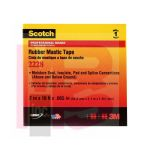 3M 50727-BA-5 Scotch 2228 Rubber Mastic Electrical Tape - Micro Parts & Supplies, Inc.