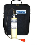 Macurco AM1-FCK Ammonia Calibration Kit AM1-FCK, 34L, 5ppm, Carry Case, Regulator, Tubing 1/cs  - Micro Parts & Supplies, Inc.