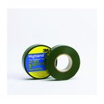 3M Highland-3/4x66FT 1-1/2 CORE Highland Vinyl Plastic Electrical Tape 3/4 in x 66 ft (19 mm x 20.1 m) - Micro Parts & Supplies, Inc.