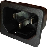 Atrix OVPE001 3M Receptacle Power Cord for Omega/HC Vacuums - Micro Parts & Supplies, Inc.
