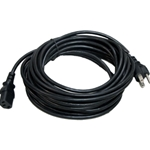Atrix OVPE004B 3M Power Cord 110V - 25' - Micro Parts & Supplies, Inc.