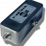 SYCOM SYC-VF-1 Voice Data Signal Protection Single line coax with F connector - Micro Parts & Supplies, Inc.